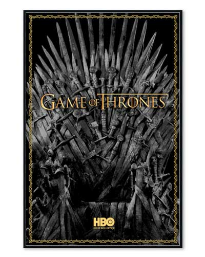 Game of Thrones plakater