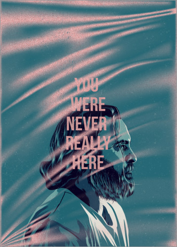 Premium-plakat You Were Never Really Here