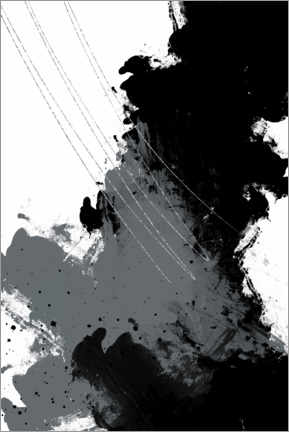 Premium-plakat Abstract painting V