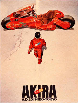 Akrylbillede  Akira - Entertainment Collection