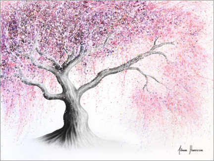 Premium-plakat Kyoto Dream Tree