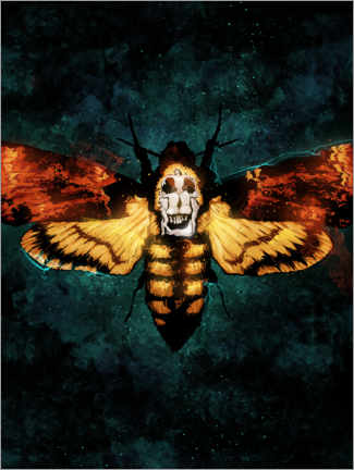 Premium-plakat The Silence of the Lambs