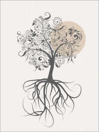 Premium-plakat Tree of Life