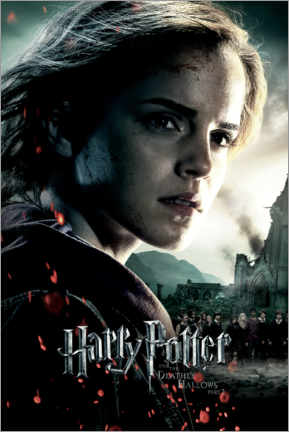 Premium-plakat  The Deathly Hallows II - Hermione