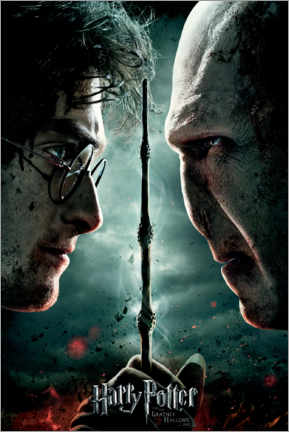 Premium-plakat  The Deathly Hallows II - Duel