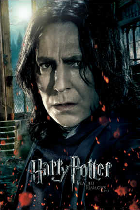 Premium-plakat  The Deathly Hallows II - Severus Snape