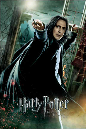 Premium-plakat  The Deathly Hallows II - Severus Snape Duel