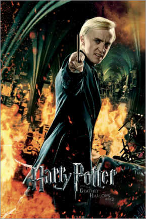 Premium-plakat  The Deathly Hallows II - Draco Malfoy