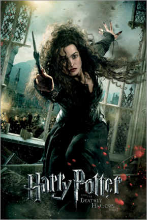 Premium-plakat  The Deathly Hallows II - Bellatrix Lestrange
