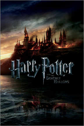 Premium-plakat  The Deathly Hallows II - Hogwarts