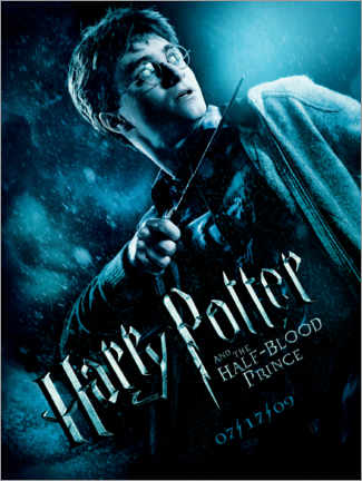 Galleritryk  The Half-Blood Prince - Harry Potter