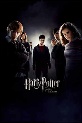 Premium-plakat  Harry Potter and the Order of the Phoenix