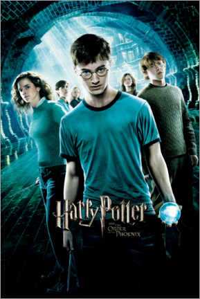 Galleritryk  The Order of the Phoenix - Dumbledores Armé