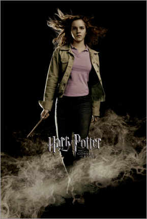 Premium-plakat  The Goblet of Fire - Hermione Granger