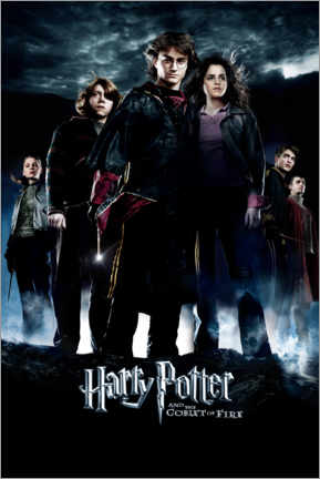 Premium-plakat  Harry Potter and the Goblet of Fire