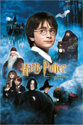 Lærredsbillede  Harry Potter and the Philosopher's Stone