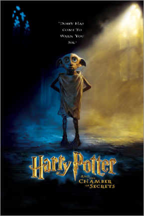 Premium-plakat  The Chamber of Secrets - Dobby