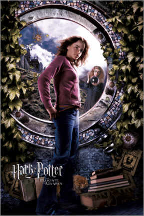 Premium-plakat  The Prisoner of Azkaban - Hermione Granger
