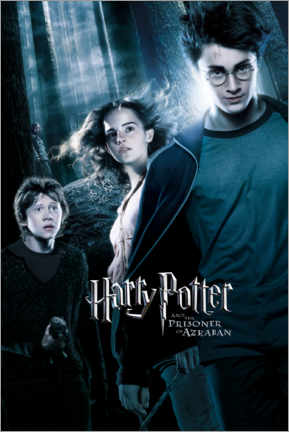 Premium-plakat  Harry Potter and the Prisoner of Azkaban