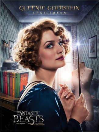 Premium-plakat  Fantastic Beasts and Where to Find Them - Queenie Goldstein