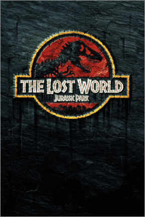 Premium-plakat  The Lost World - Jurassic Park