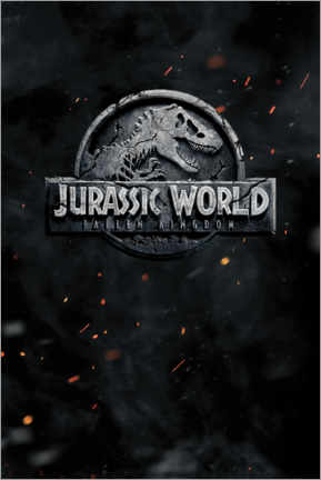 Premium-plakat  Jurassic World - Fallen Kingdom