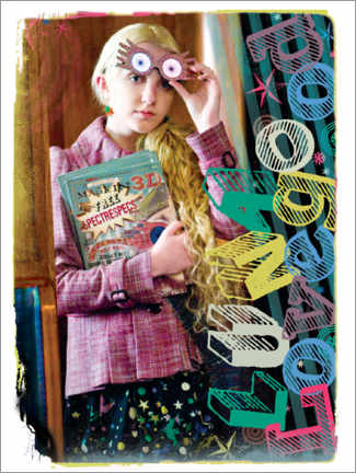 Premium-plakat  The Half-Blood Prince - Luna Lovegood