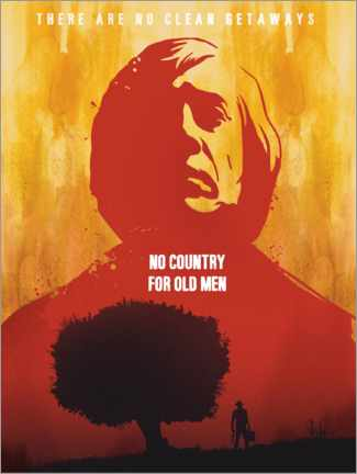 Premium-plakat No Country for Old Men