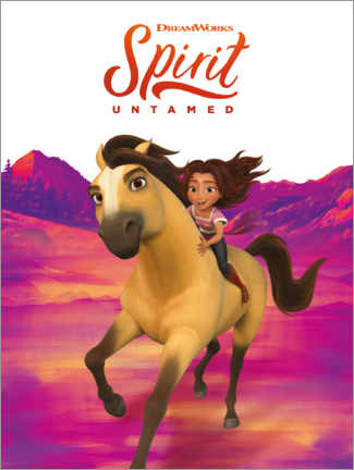 Premium-plakat  Spirit Untamed - Ride