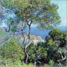 Premium-plakat  Bordighera - Claude Monet
