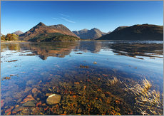 Galleritryk  Glencoe - Scotland - Loch Leven - Martina Cross