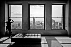 Galleritryk  New York, Top of the Rock - Thomas Splietker