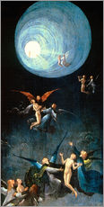 Galleritryk  Ascent of the Blessed - Hieronymus Bosch