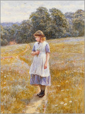 Galleritryk  Daydreamer - Helen Allingham