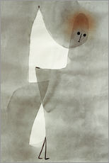 Galleritryk  Dance position - Paul Klee