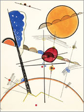 Galleritryk  Growth - Wassily Kandinsky