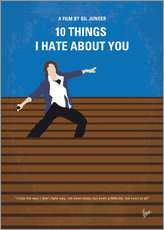 Galleritryk  10 Things I Hate About You - chungkong