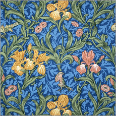 Galleritryk  Iris - William Morris
