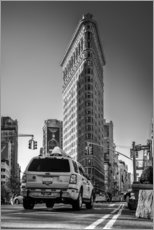 Premium-plakat Flatiron Building, New York City