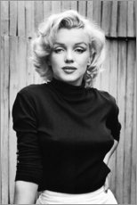 Akrylbillede  Marilyn Monroe - Celebrity Collection