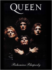 Lærredsbillede  Queen - Bohemian Rhapsody - Entertainment Collection