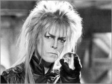 Lærredsbillede  Labyrinth, David Bowie