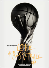 Galleritryk  Love & Basketball - Advertising Collection
