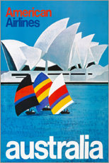 Akrylbillede  Australia - Travel Collection