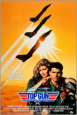 Akrylbillede  Top Gun - Entertainment Collection