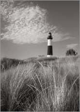 Lærredsbillede  Big Sable Point Lighthouse I - Alan Majchrowicz