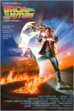 Galleritryk  Back to the future - Entertainment Collection