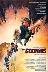 Galleritryk  The Goonies (Goonierne) - Entertainment Collection