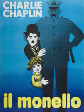Lærredsbillede  Il monello (Chaplins plejebarn, italiensk) - Entertainment Collection