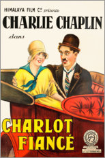 Lærredsbillede  Charlot fiancé (Chaplin som chauffør) - Entertainment Collection